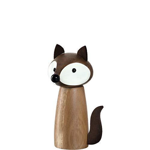 LEONARDO HOME 018698 CUCINA Gewürzmühle Holz braun Fuchs