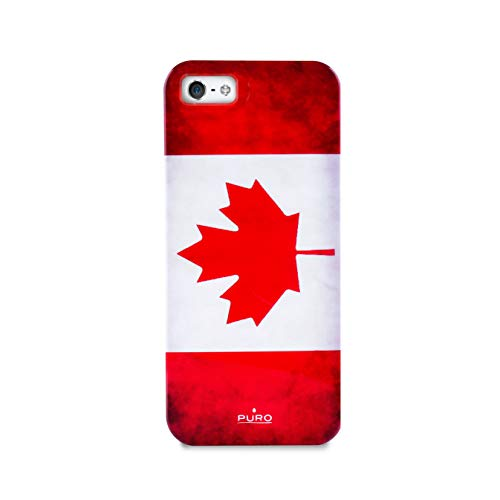 Cover per iPhone 5/5s/SE bandiera Canada