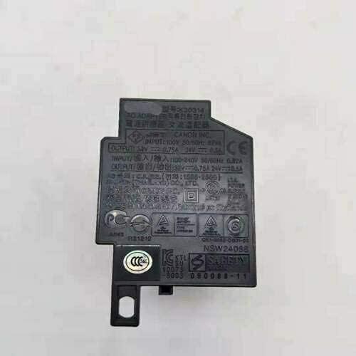 Nuevas Piezas de Impresora duraderas a estrenar MP980 K30314 K30304 Fuente de Adaptador de Corriente Apta para Canon MP620 MP560 IP4600 B2.2 MP640