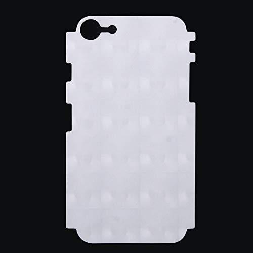 Nieuwe Voor iPhone 8 & 7 0.08mm 3D Kat Ogen Frosted PVC Materiaal Huid Sticker Scherm Terug Beschermende Film Moonbaby