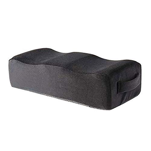 Almohada brasileña para levantamiento de glúteos BBL, almohada para botín después de la cirugía, recuperación de glúteos, apoyo firme para el asiento de coche y silla de oficina