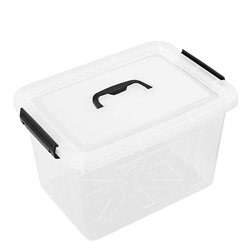 La Mejor Selección de Cubos de almacenaje con tapa - los más vendidos. 11