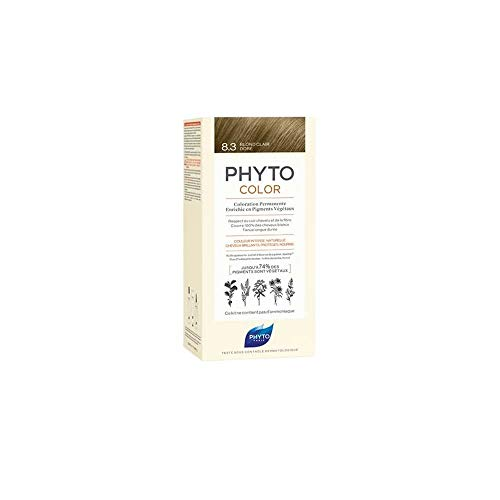 Phyto Paris Phytocolor Blond Clair Dore 8.3