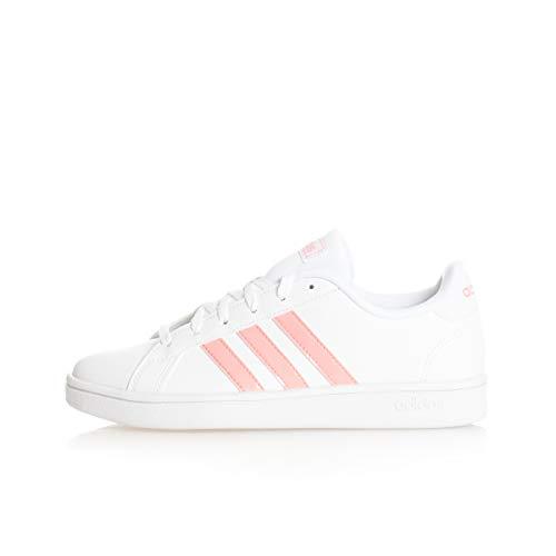adidas Sportschuhe in weiß, Größe 7.5