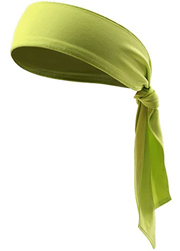 BXT Outdoor Sport Schweißband, Anti-Rutsch Tennis Elastisches Stirnband Headband, Erwachsene Multifunktionstuch Bandana für Yoga Basketball REIT Laufen Running Fitness Crossfit Gym, Schnell Trocken