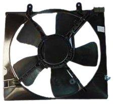 TYC 600840 Kia Sedona Replacement Radiator Cooling Fan Assembly