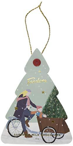 Feodora Weihnachtstanne (Täfelchen aus Vollmilch-Hochfein-Chocolade), 1er Pack (1 x 45)