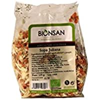 Bionsan Sopa Juliana - 6 Bolsas de 125 gr - Total: 750 gr