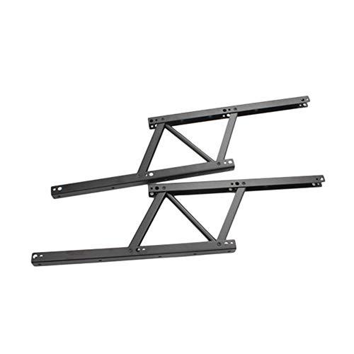 N/E Mecanismo de elevación para mesa de café con mecanismo de elevación y bisagra con marco de escritorio plegable con resorte