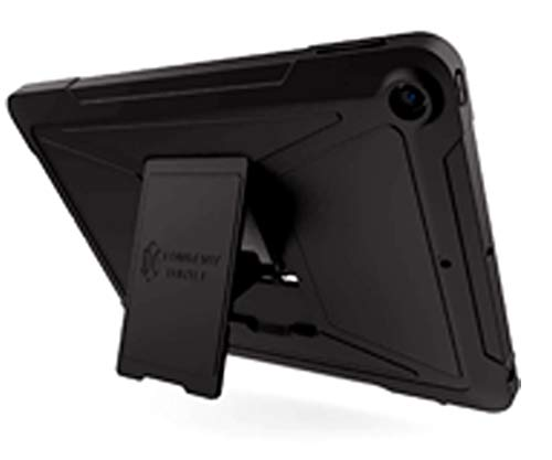 Ztotop Case for Samsung Galaxy Tab A7 2020 Release, Dual Layer Shockproof Full-Body Kickstand Protective Cover for Galaxy Tab A7 10.4 2020, Black