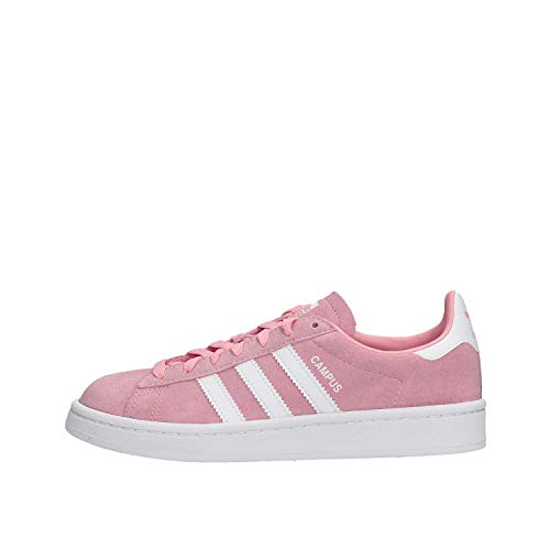 adidas Unisex Campus J Fitnessschuhe, Pink (Rosa 000), 36.5 EU