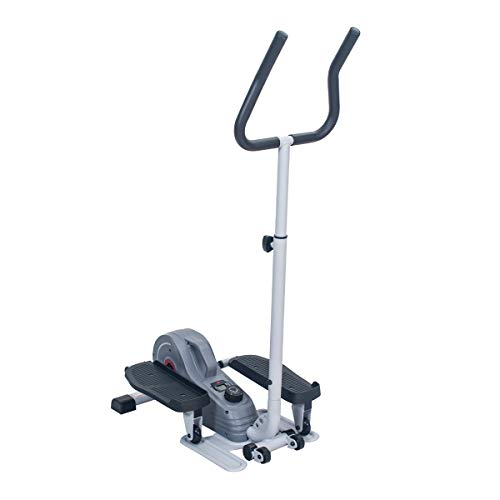 Sunny Health & Fitness Magnetic Standing Elliptical