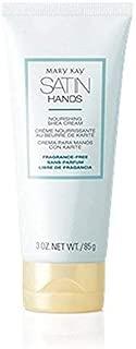 Mary Kay Satin Hands  Nourishing Shea Cream Hand Cream Non Fragrance