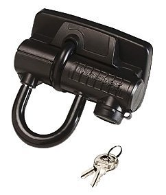 Master Lock 8287DAT Truck Bed U-Lock