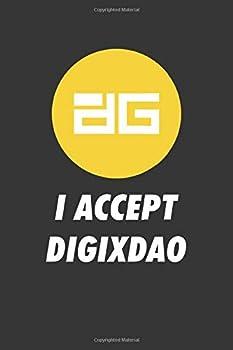 I Accept Digixdao Workout Journal  Gym Gift 120 Pages 6 x 9 Fitness Calendar Matte Finish