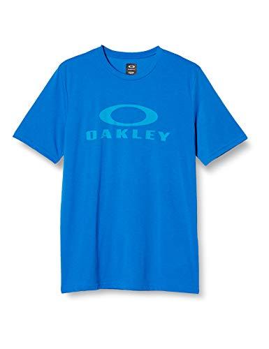 Oakley O Bark Camiseta, ozono, M para Hombre