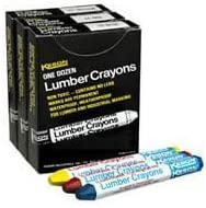 Challenge the lowest price of specialty shop Japan ☆ HARD LUMBER CRAYON RED