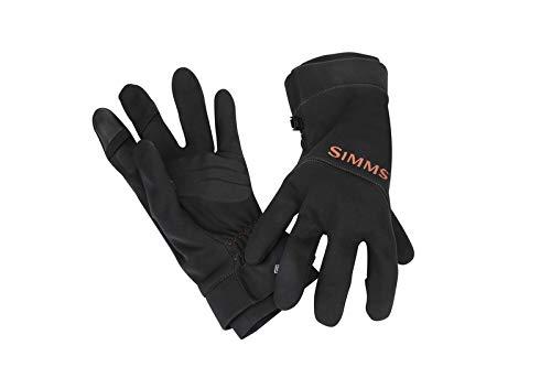 Simms Gore Infinium Flex Handschuhe, Größe XL, Schwarz