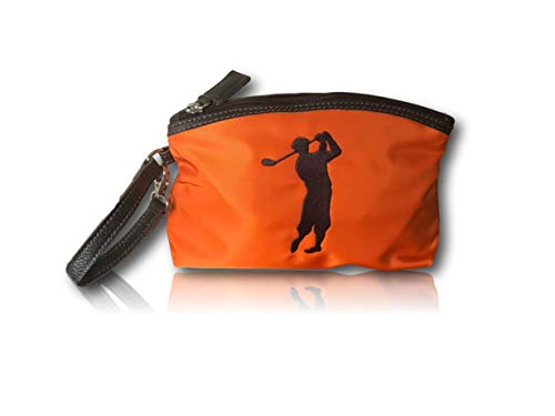 Domus Golf Bolsa de golf (naranja)