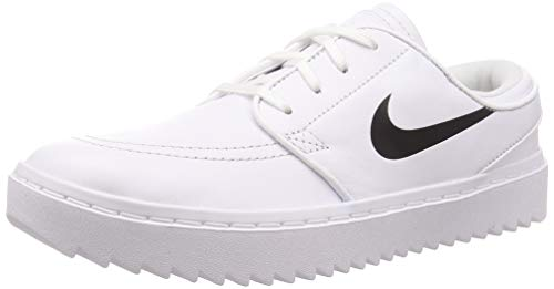 Nike Janoski G Mens At4967-100 Size 8.5 White/Black