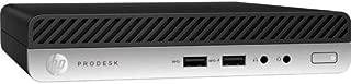 HP ProDesk 405 G4 Desktop Mini PC with AMD Ryzen 5 3.2GHz CPU, 8GB DDR4 RAM, 256GB SSD, Radeon Vega 11 Graphics, WIndows 10 Pro
