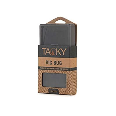 fishpond Tacky Big Bug Fly Box 2X, Double Sided Fly Box