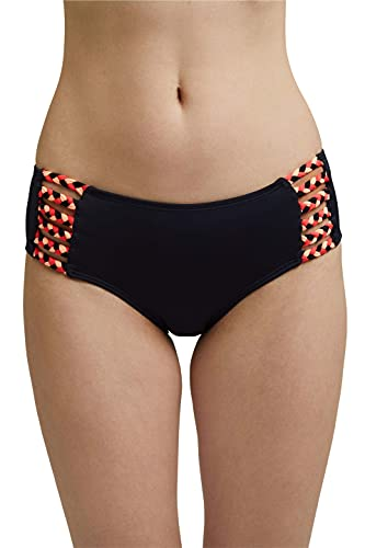 ESPRIT Bodywear Damen 051EF1A352 Bikini-Unterteile, 401/NAVY 2, 40