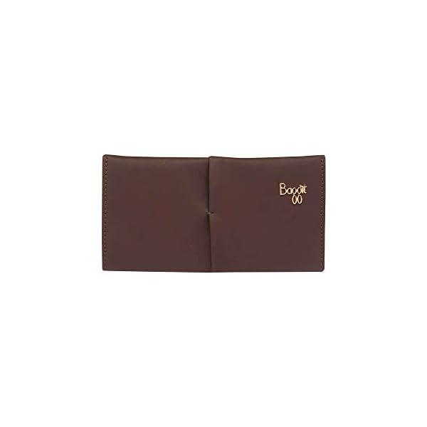 Baggit Lw Pleaty Y G Women's Wallet (Brown)