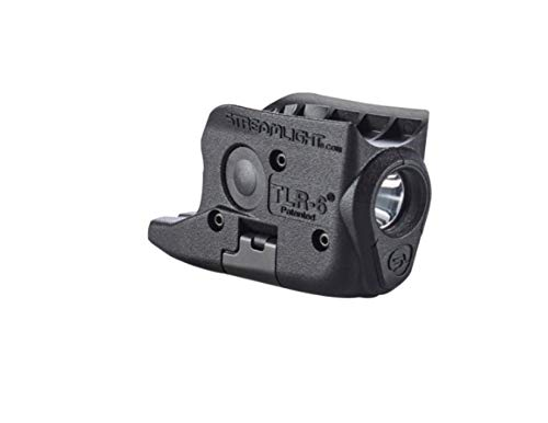 Streamlight 69272 TLR-6 Tactical Pistol Mount Flashlight 100 Lumen with Integrated Red Aiming...