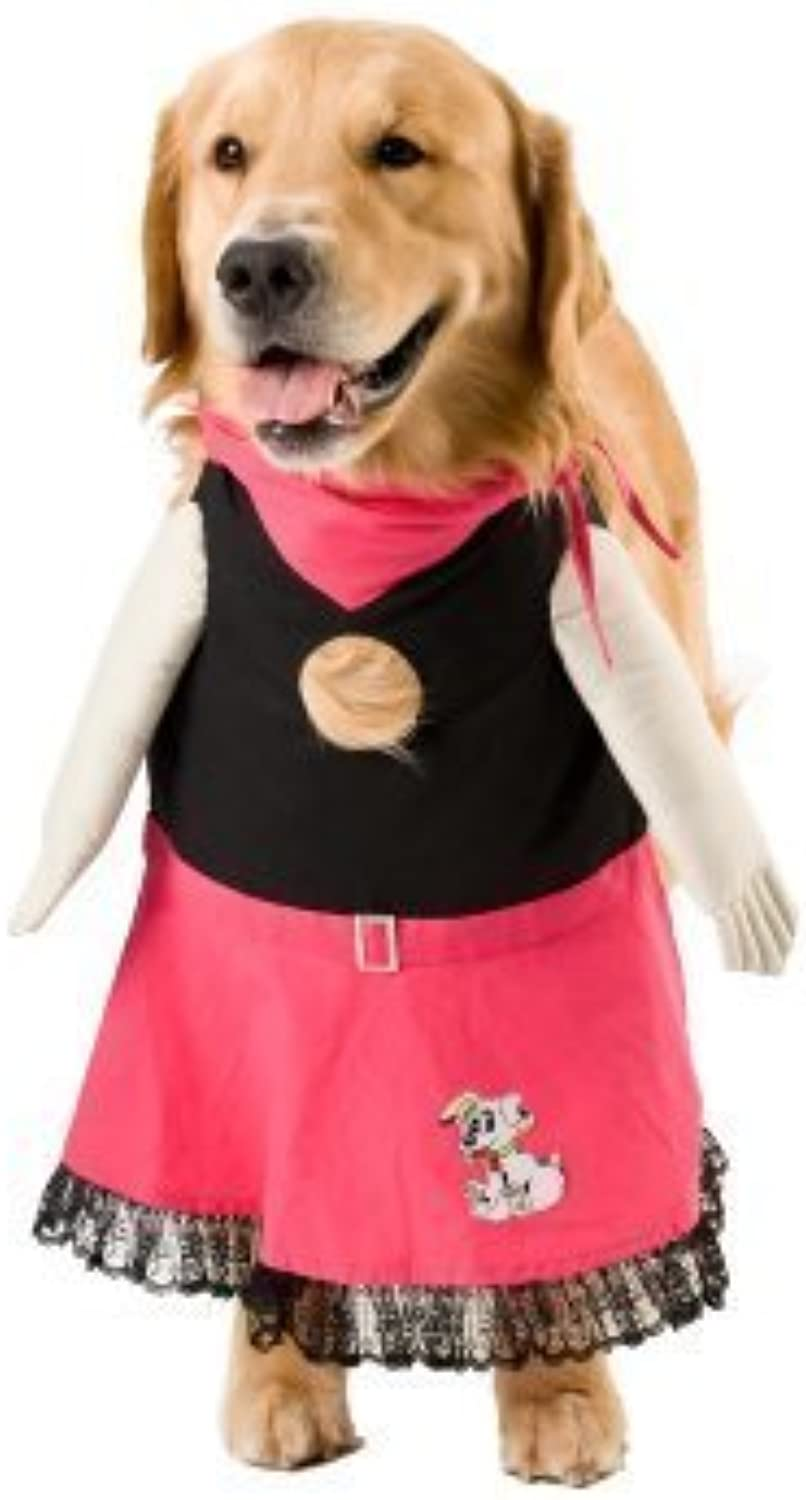 50's Fifi Pet Costume Small (1020 lbs) by Imperial Pets