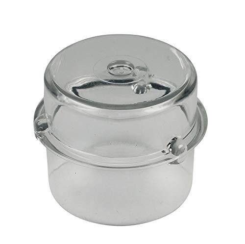 Europart Jarra medidora 100 ml, vaso para la apertura de tapa apto para Thermomix TM21 TM31,, TM3300