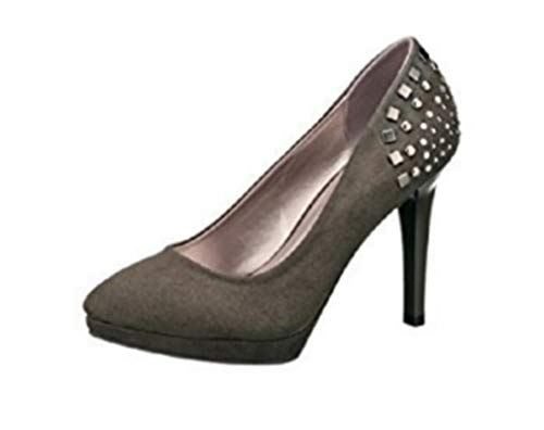 Paolo Santini Pumps - Zapatos de Vestir de Material sintético...