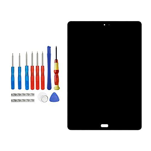 Vvsialeek Pantalla LCD de repuesto compatible con Asus ZenPad 3S 10 WiFi Z500M Z500 P027 9,7 pulgadas, color negro, táctil con kit de herramientas