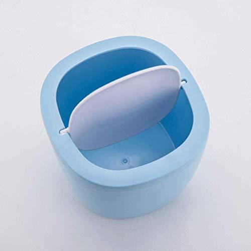 WYL Sala de Tabla Mini Escritorio de café Fanjiani Producto Lifedesktop de Tipo Push Pull Lazy Máquina Caja a Nivel de los Diversos monitores de Ordenador de plástico