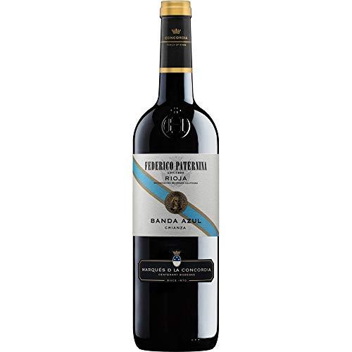 Federico Paternina Banda Azul Vino tinto Crianza D.O. Rioja - 750 ML