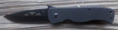 Emerson CQC7AW-BT Plain Black Blade