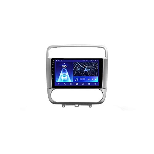 Android 10.0 Car Stereo Sat Nav Radio para Honda Stream 1 2000-2006 Navegación GPS Unidad Principal Pantalla táctil Reproductor Multimedia MP5 Receptor de Video con 4G WiFi SWC Carplay