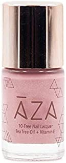 Sponsored Ad - AZA Nail Polish - Vegan, 10-Free, Cruelty-Free, Non-Toxic, Chip Resistant, Made in USA, Mauve Pink, Gorgeou...