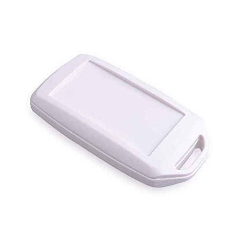 10 piezas de carcasa de plástico, carcasa vacía, carcasa eléctrica pequeña ABS carcasa de mano carcasa de plástico Housing Electronic Enclosure Box BMC 70001-A1