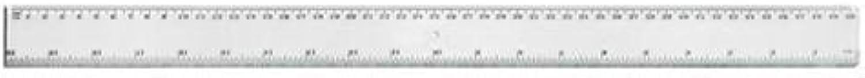 5 Star Office 938172 500 mm Kunststoff Lineal, Lineal, Lineal, transparent (24 Stück) B01NB1254M | Genial  37bf63