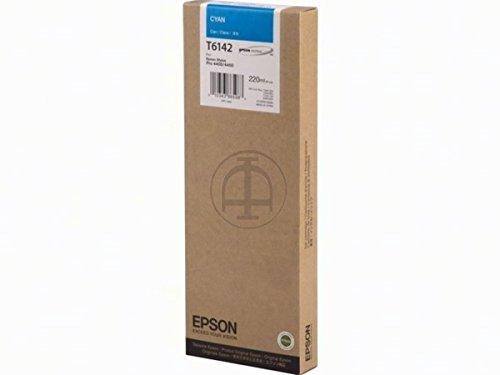 Epson Stylus Pro 4450 (T6142 / C 13 T 614200) - original - Tintenpatrone cyan - 220ml