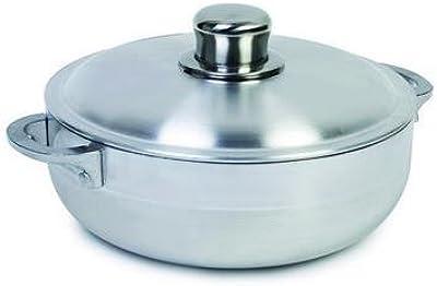 Amazon.com: Crofton Professional Enameled Cast Iron 4 Liter Dutch ...
