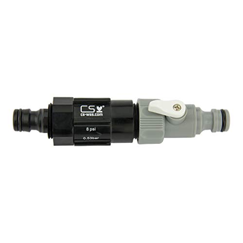 CS Druckregulator 8 psi Z20-1 GA-BL - ABH-WL