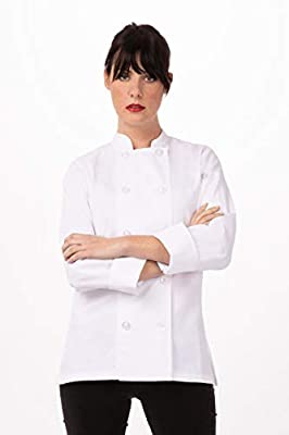 Chef Works Women's Le Mans Chef Coat