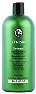 Zerran Botanum Shampoo for Chemically Processed Hair - 32 oz / liter