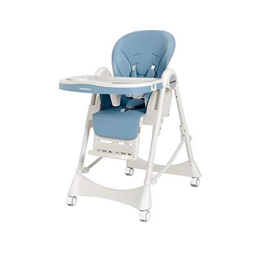 kiss ibaby Hochstuhl Baby Fütterung Sitz Stuhl Faltbarer Verstellbarer für Kleinkinder