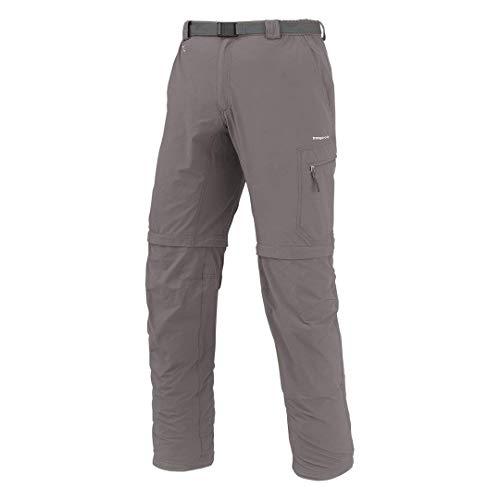 Trango pc007656 Pantalons, Homme XL Marron (Bungee)