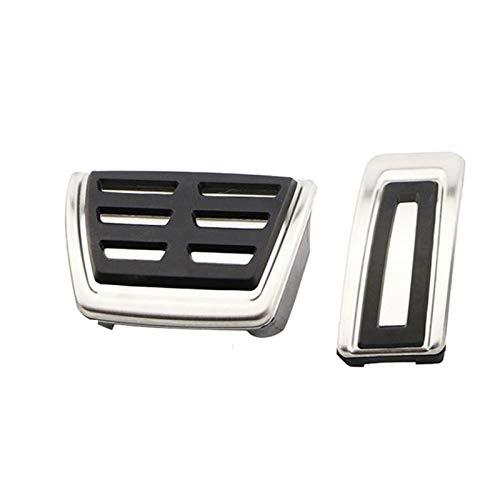 Protector de Pedales de Freno de Acero Inoxidable para automóvil, Apto para Seat Leon 5F MK3 2012-2021