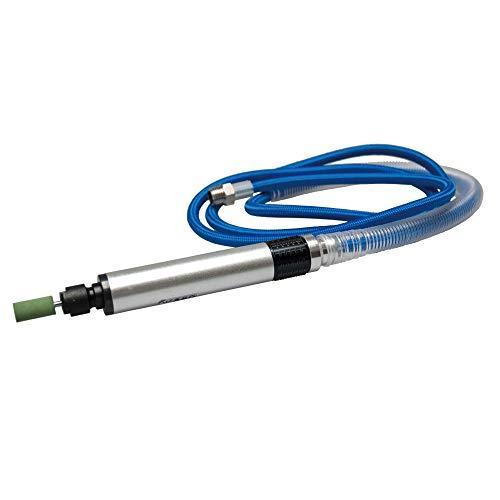 GISON エアーマイクログラインダー 軸径3.6mm対応モデル 最大回転数35,000rpm 研磨 研削 磨き工具