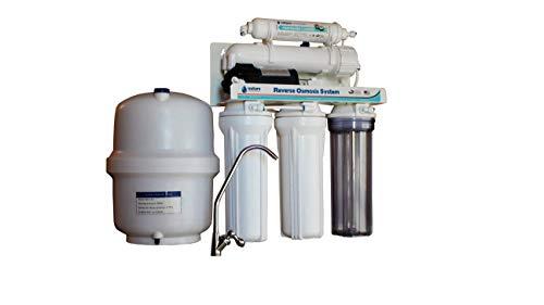 Nature Waterprofessionals Equipo Osmosis Inversa 5 Etapas con Bomba LWC